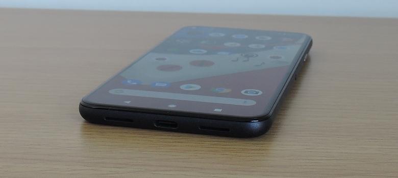 Google Pixel 5 下面