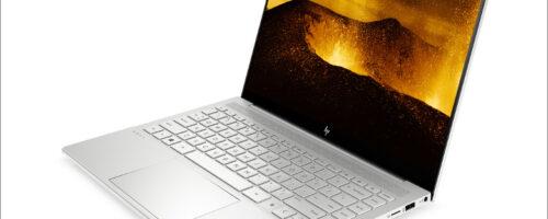 HP ENVY 14-eb - ENVYらしい上質なデザインにGeForce GTX搭載!高性能な14インチノートが発売されます