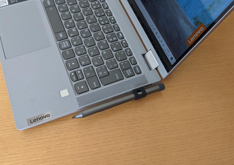 Lenovo IdeaPad Flex 550(14) ペンホルダー