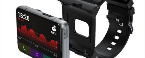 LOKMAT APPLLP Max - おお!これはソリューション!Android OS搭載スマートウォッチに新たな「解」がみつかる!