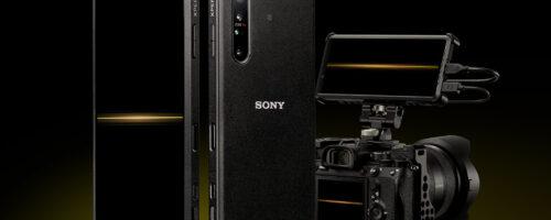SONY Xperia PRO - 「プロフェッショナル向け」と言われれば欲しくなるのが人情。ミリ波とHDMI入力に対応する25万円のXperia