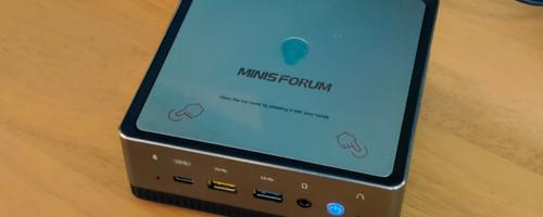 MINISFORUM UM270の実機レビュー(第2回)- 超小型パソコンでPCゲームができるのか?をチェック!Makuakeでのクラウドファンディングは2月27日まで!