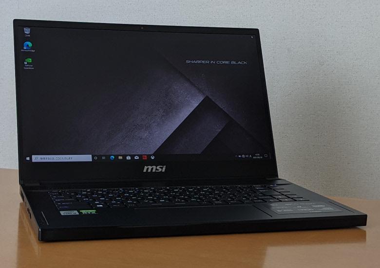 MSI GS66 Stealth 10U