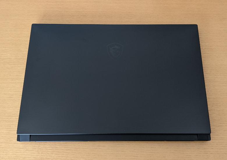 MSI GS66 Stealth 10U 天板