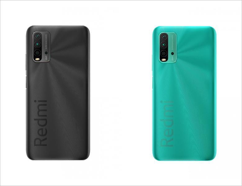 Xiaomi Redmi 9T 背面