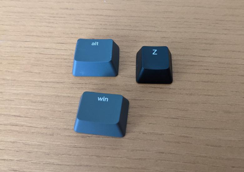 Vissles-V1 キーキャップ