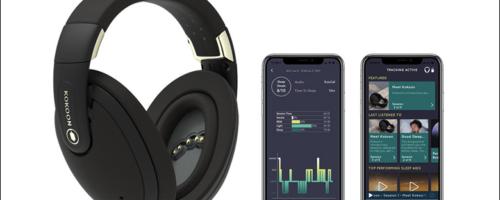 Kokoon - ECG(脳波)センサーを搭載したヘッドホン型の睡眠サポートデバイス!普通のヘッドホンとしても使え、モニタリングから改善の提案までしてくれます