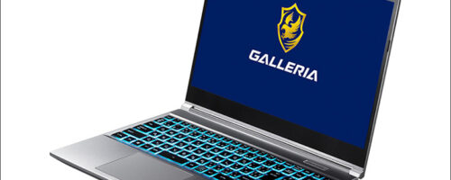 ドスパラ GALLERIA XL7C-R36 - 8コアのCore i7とGeForce RTX3060を搭載する15.6インチゲーミングノート、価格も低めです