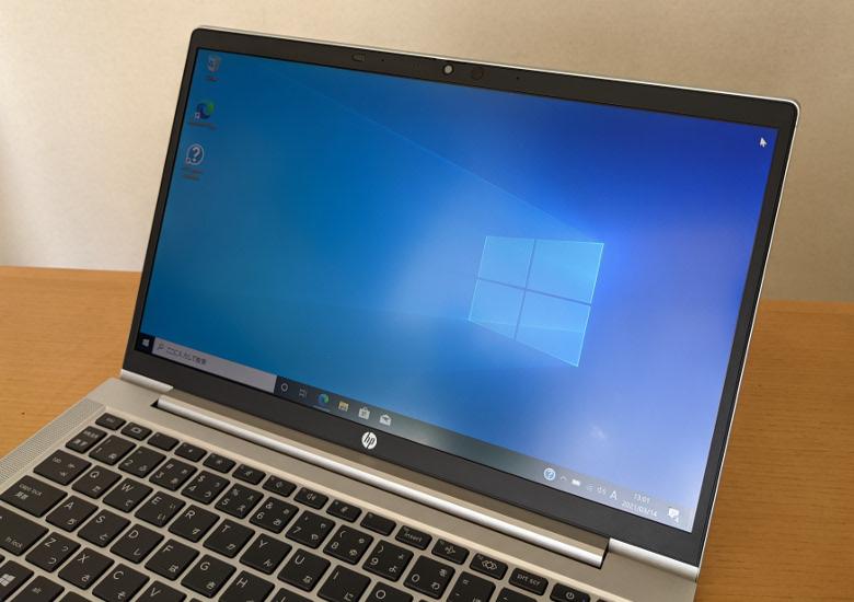 HP ProBook 635 Aero G7 ディスプレイ