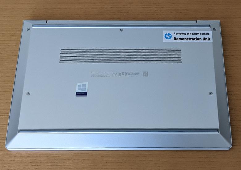 HP ProBook 635 Aero G7 底面