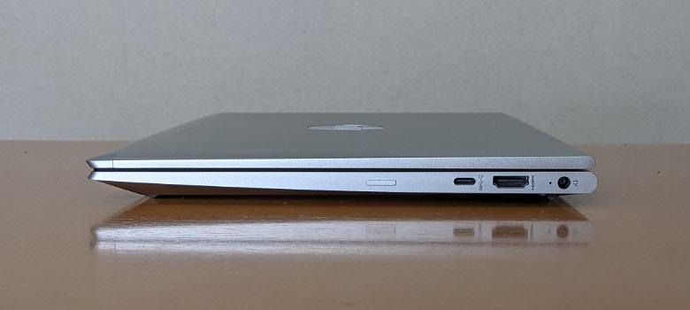 HP ProBook 635 Aero G7 右側面