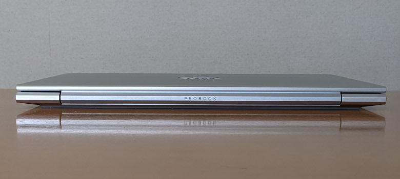 HP ProBook 635 Aero G7 背面