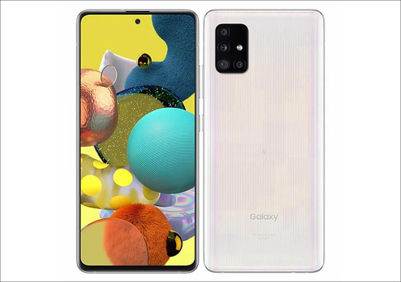 Galaxy A51 5G SC-54A