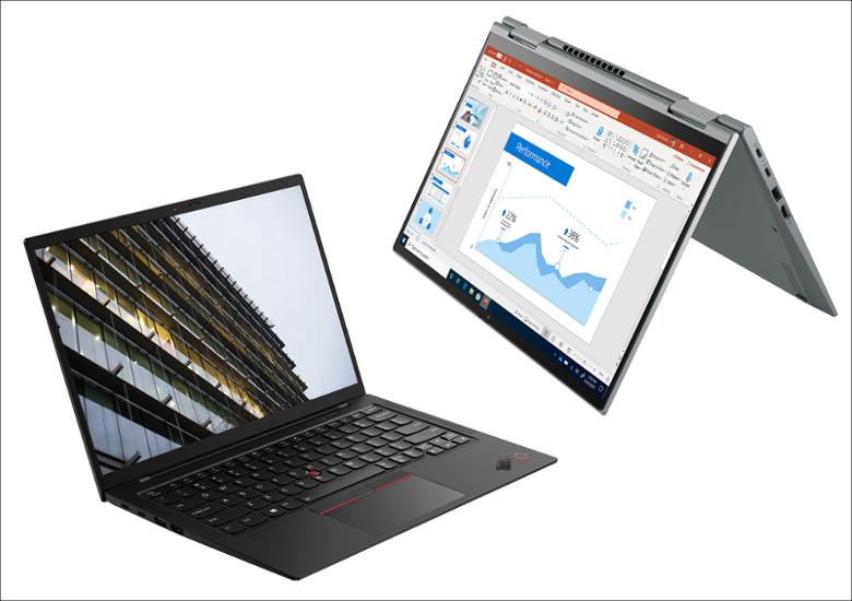 Lenovo ThinkPad X1 Carbon Gen 9 / ThinkPad X1 Yoga Gen 6