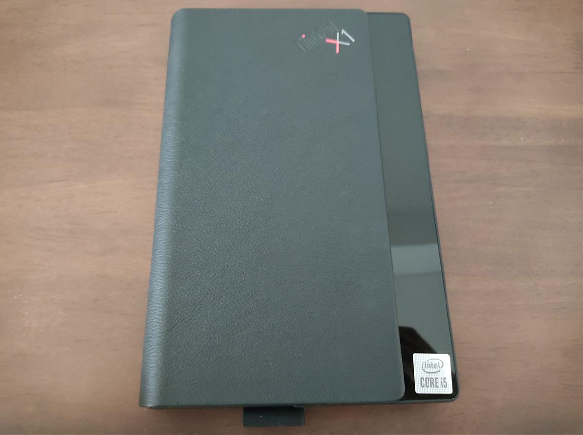 Levovo ThinkPad X1 Fold 折りたたみ1