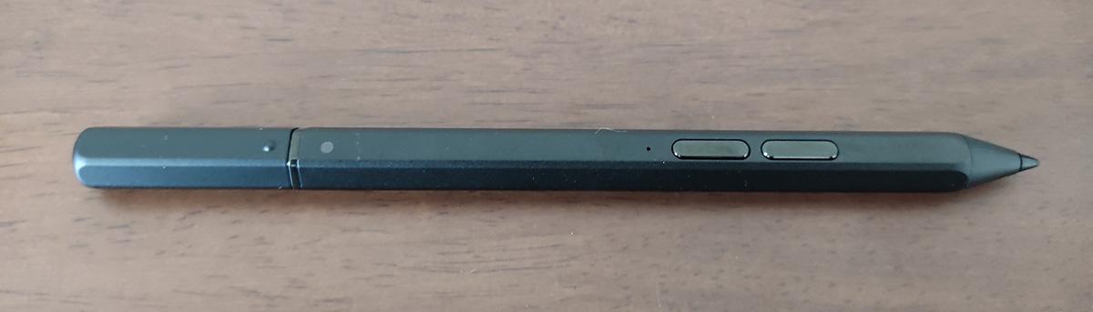 Levovo ThinkPad X1 Fold スタイラスペン1