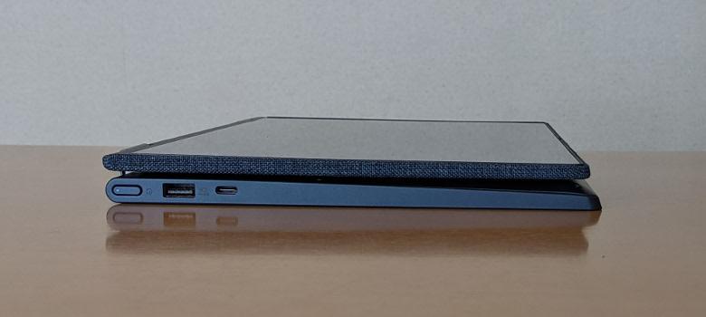 Lenovo Yoga 650 タブレットモード