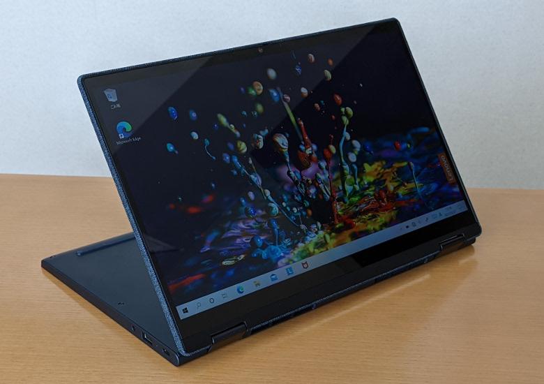 Lenovo Yoga 650 スタンドモード