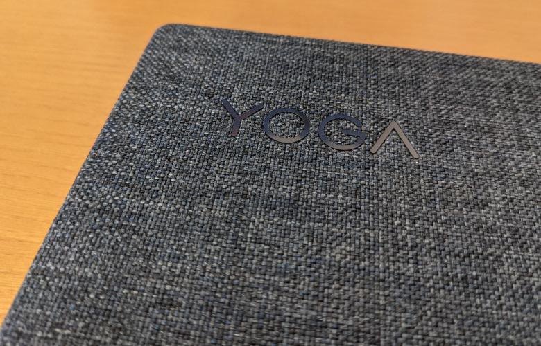 Lenovo Yoga 650 天板