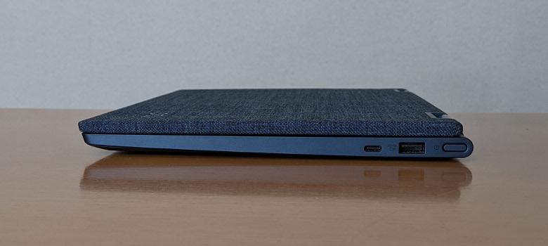 Lenovo Yoga 650 右側面