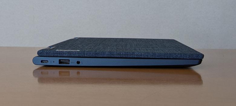 Lenovo Yoga 650 左側面