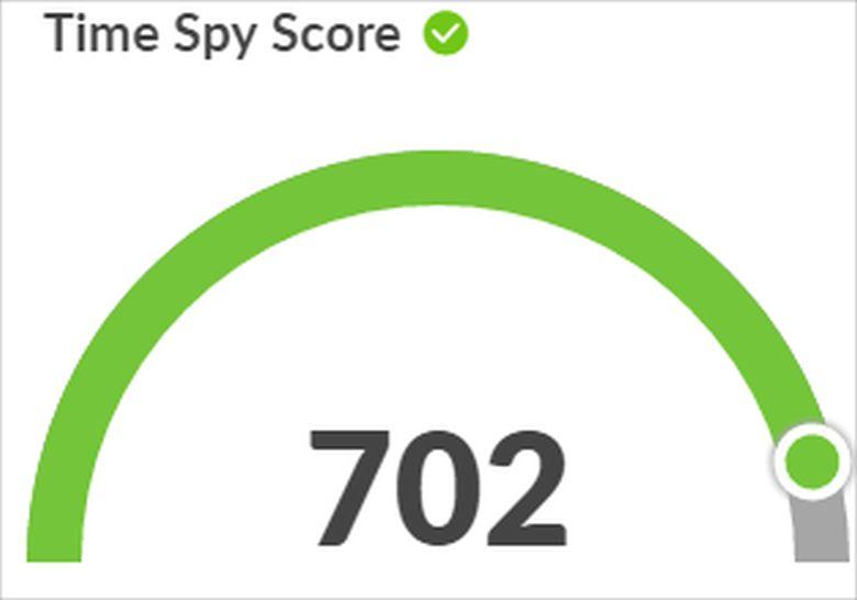 Minisforum U820 Time Spy