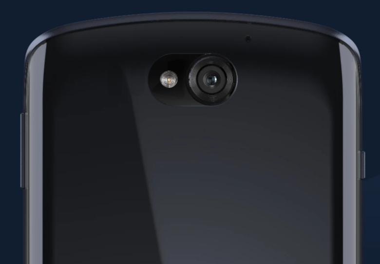 Motolora razr 5G カメラ