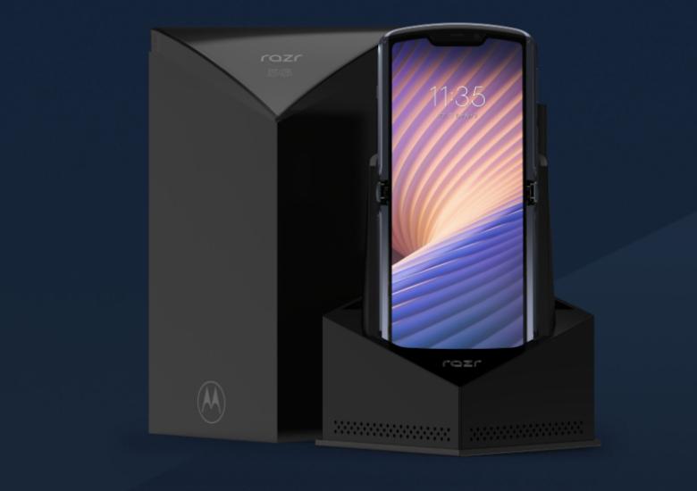Motorola razr 5G TOP
