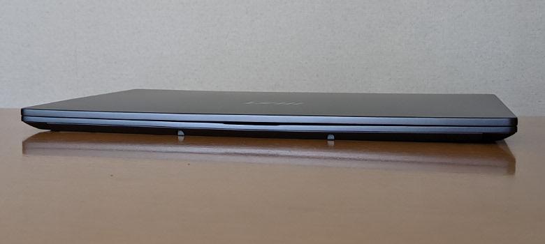 MSI Modern 15 A10RBS 前面
