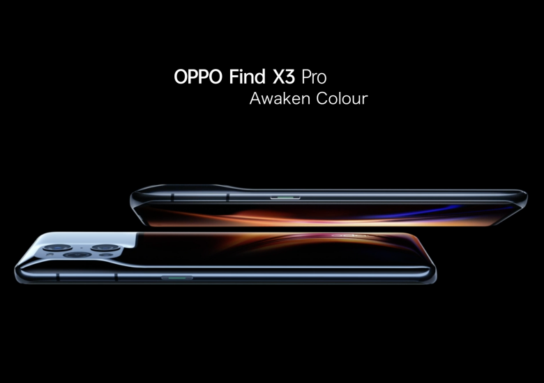 0PP0 Find X3 Pro TOP