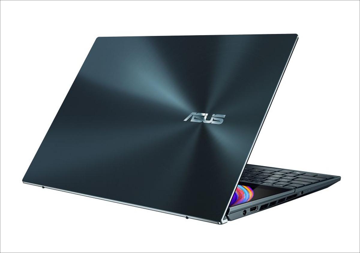 ASUS ZenBook Pro Duo 15 OLED UX582LR