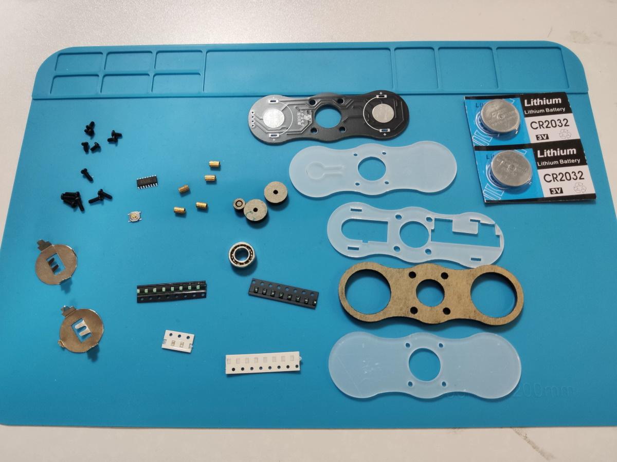Hand Spinner kit