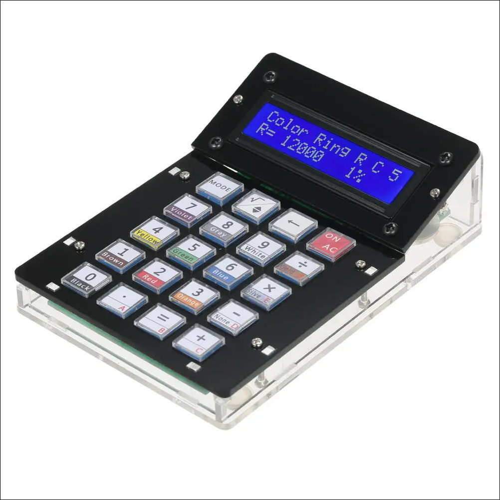 Geekcreit DIY Calculator Counter Kit