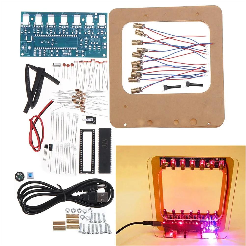DIY Laser Harp Kit