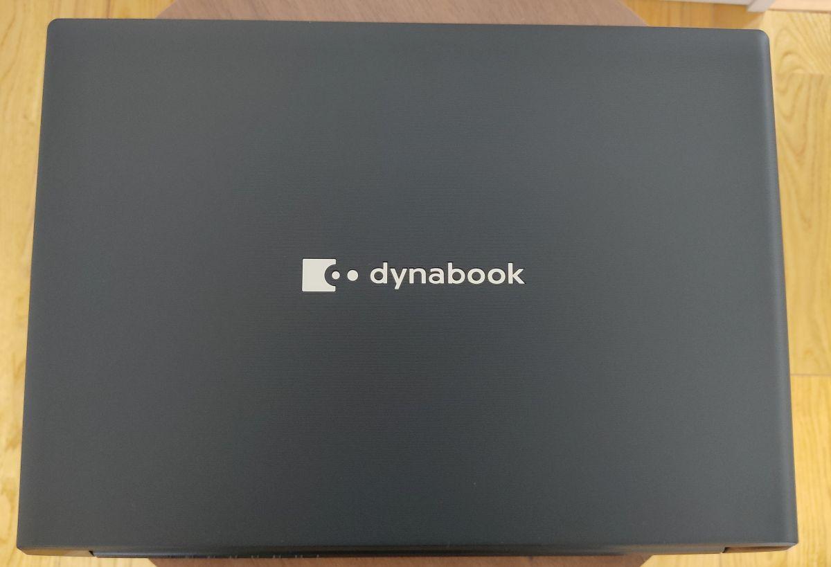dynabook SZ/HP 天板