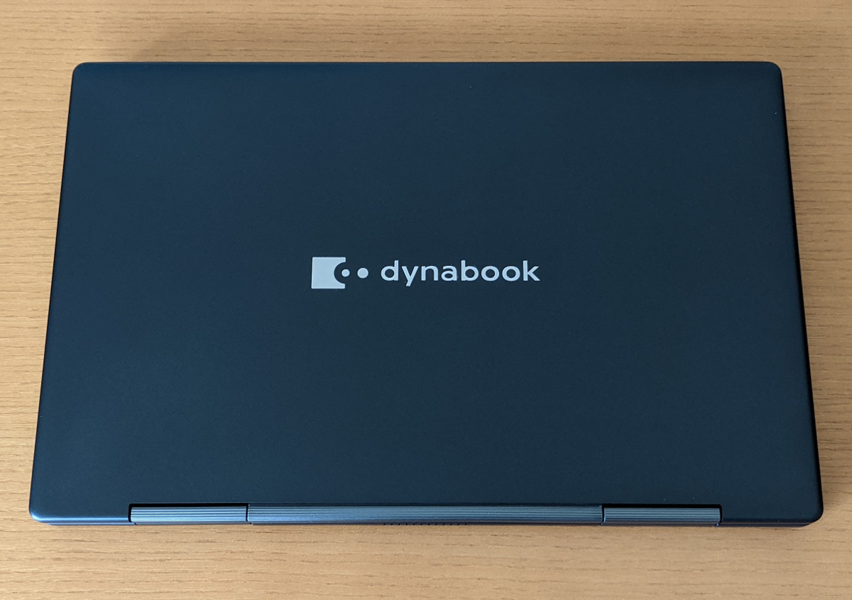 dynabook VZ(VZ/HP)天板