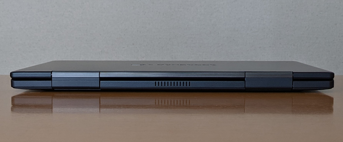 dynabook VZ(VZ/HP)背面