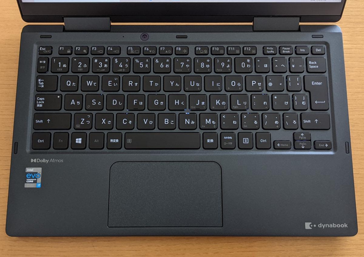 dynabook VZ(VZ/HP)キーボード