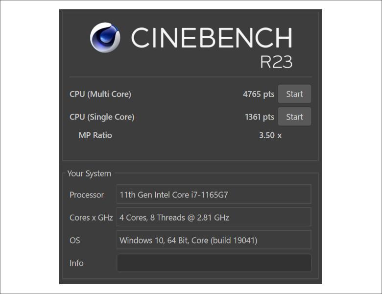dynabook VZ(VZ/HP)タブレットモード