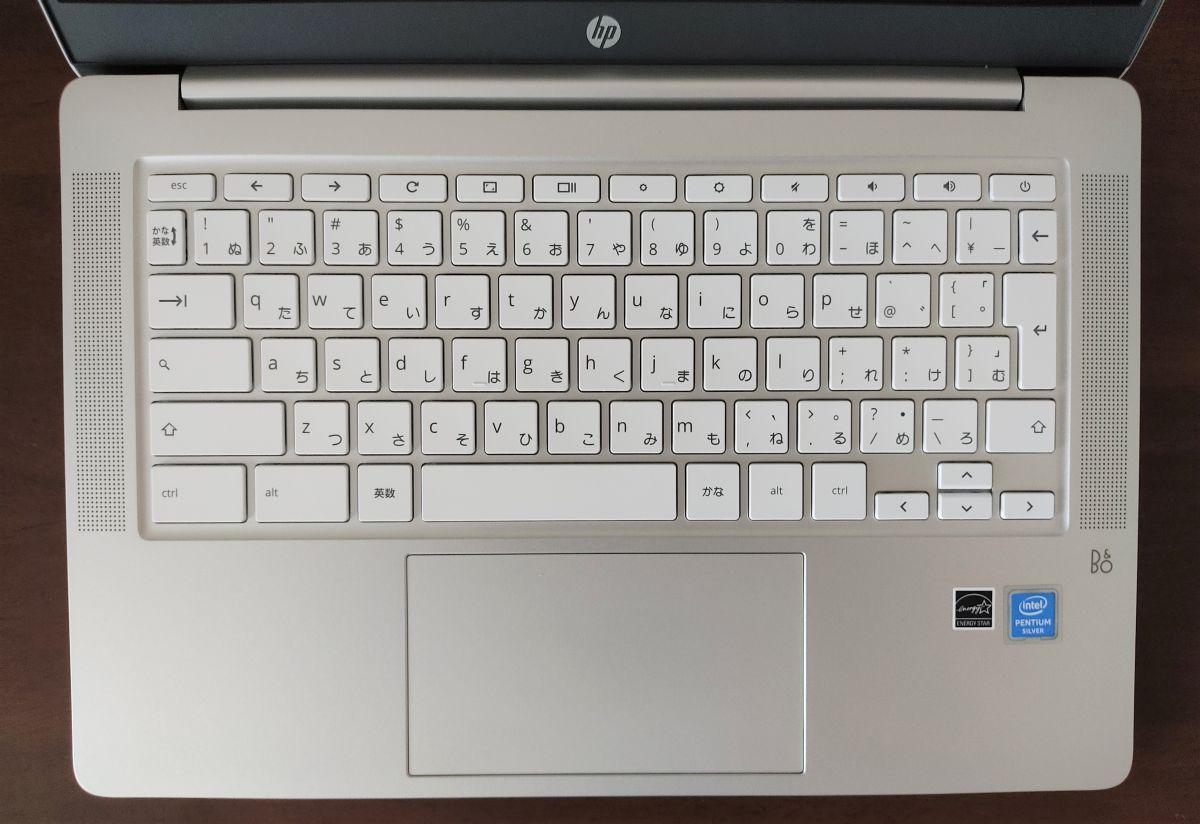 HP Chromebook 14a-na0000 キーボード