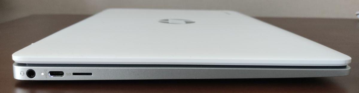 HP Chromebook 14a-na0000 左側面