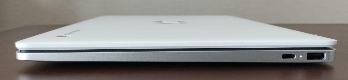 HP Chromebook 14a-na0000 右側面