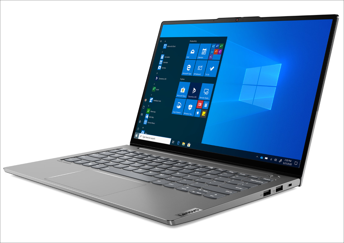 Lenovo ThinkBook 13s Gen2 レビュー