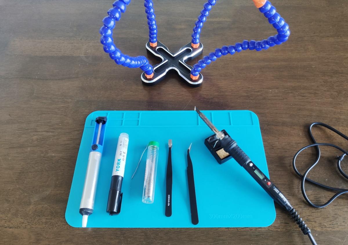 soldering tool