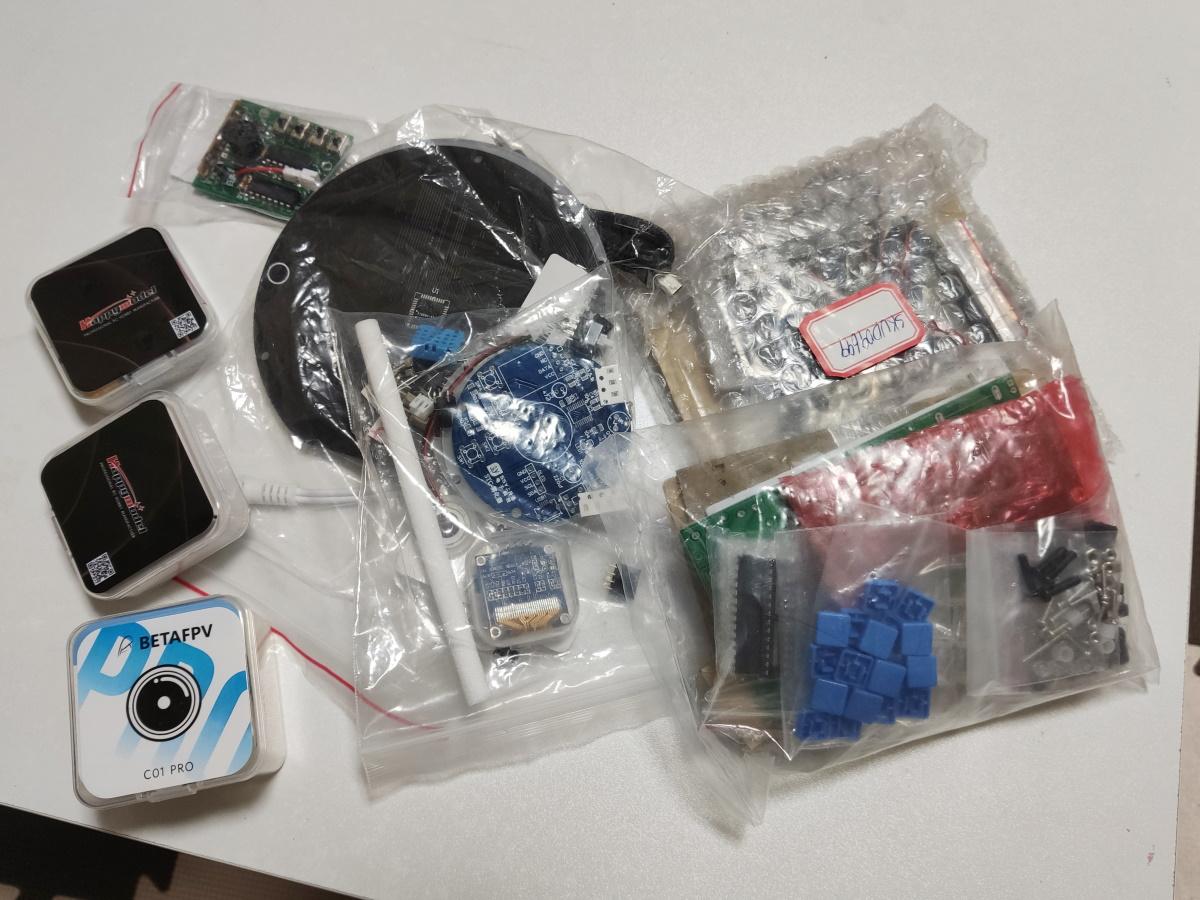 electronic work_goods