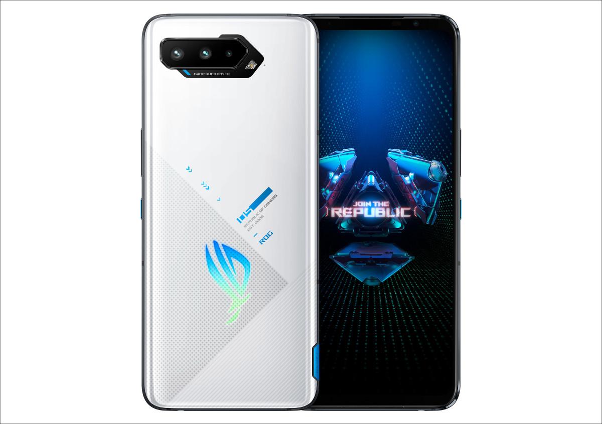 ASUS ROG Phone 5 ホワイト