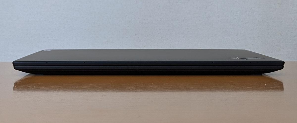 Lenovo ThinkPad X1 Nano 前面