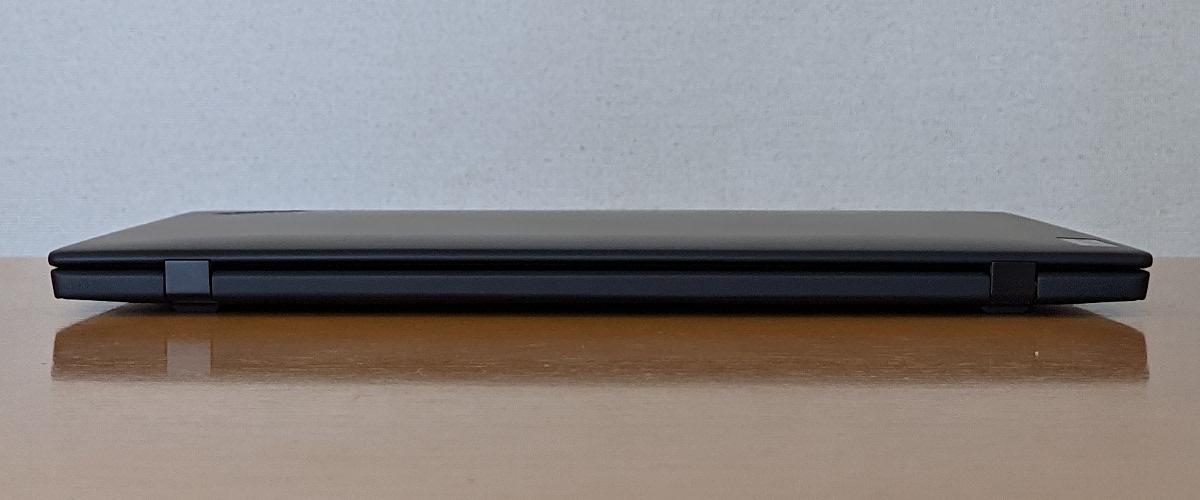 Lenovo ThinkPad X1 Nano 背面