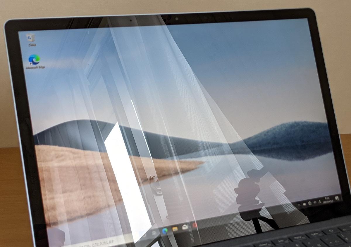 Microsoft Surface Laptop 4 ディスプレイ