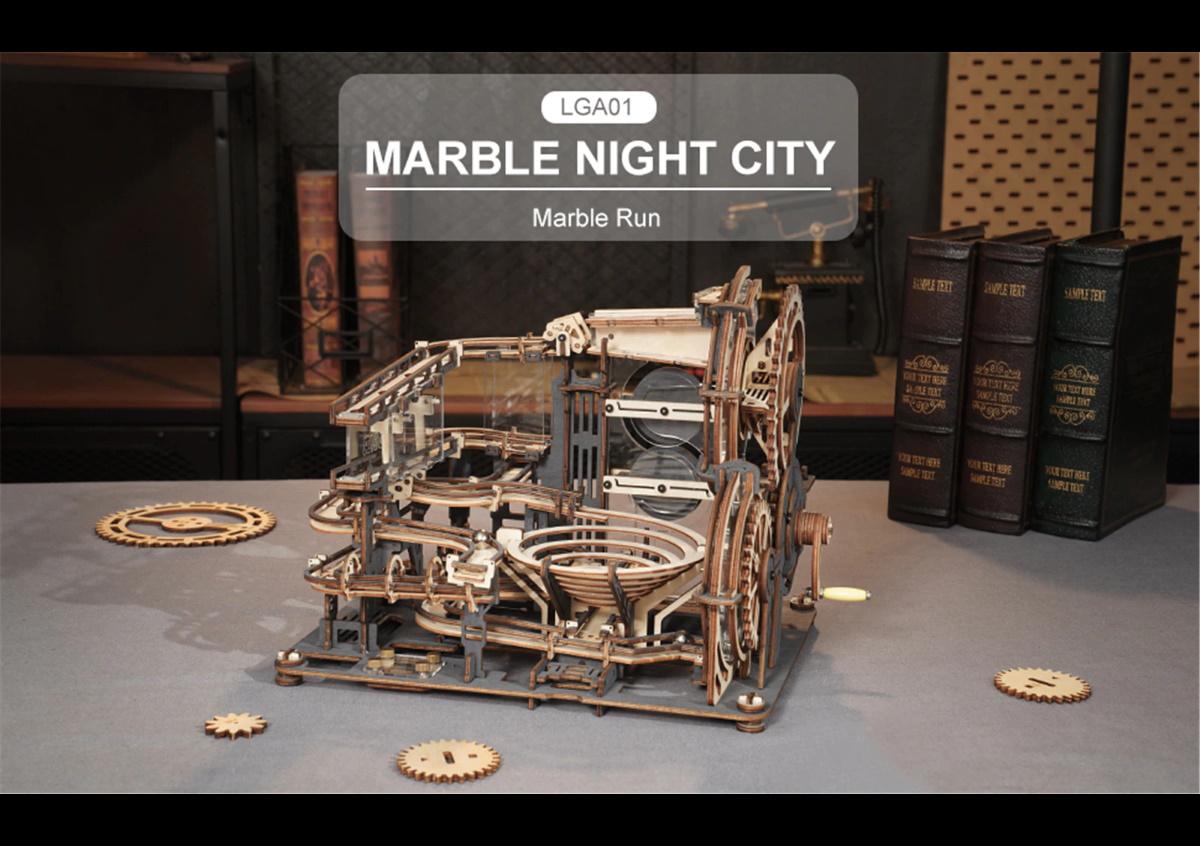 robotime night city